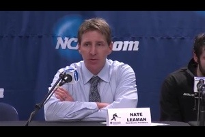 Providence College Men's Ice Hockey Post Game Press Conference vs Union