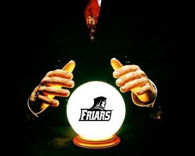 friars crystal ball predictions
