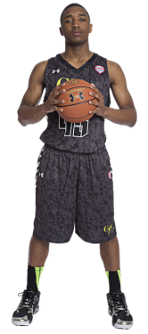 Donovan Mitchell The City UAA