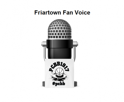 Friartown Fan Voice Podcast – Episode 5 – Recruiting Update and Carleton Preview