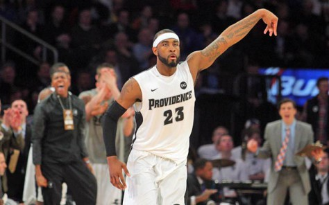 Providence Friars Rout Navy, 88-51