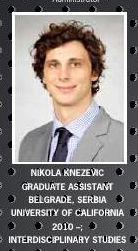 Knezevic's photo from the 2013-14 Providence media guide, Courtesy of Providence College Athletics