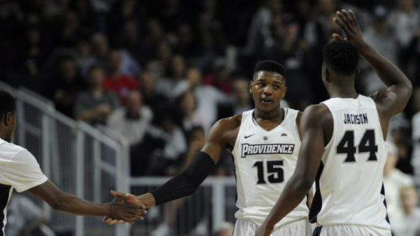 Friars Win: Brown 57, Providence 95